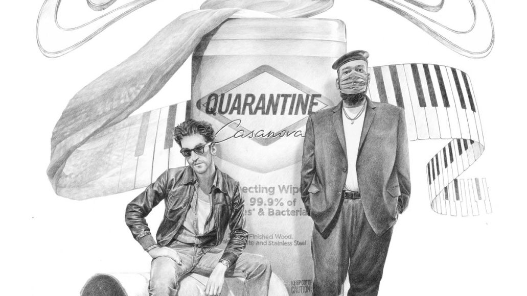chromeo quarantine casanova ep stream artwork