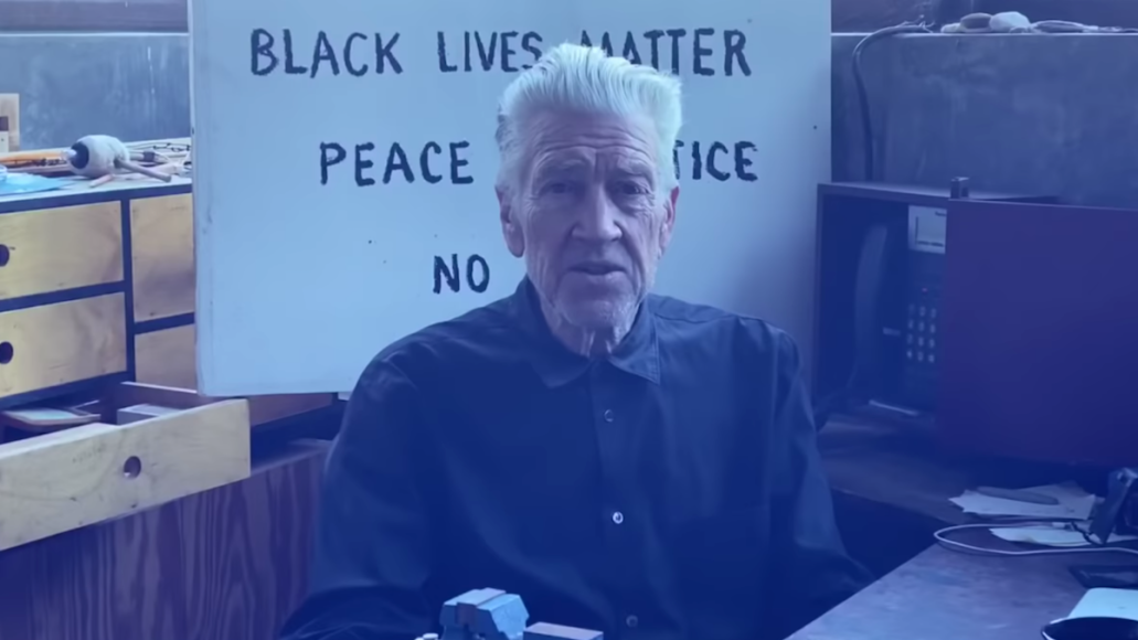 david-lynch-black-lives-matter-weather-report-video