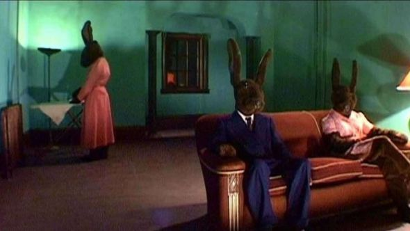 "David Lynch's ""Rabbits 1"""