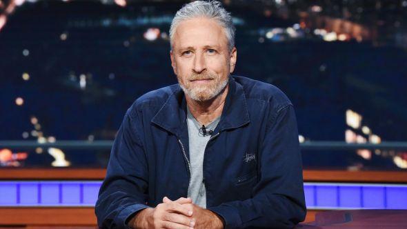 jon stewart interview fox new politics police brutality