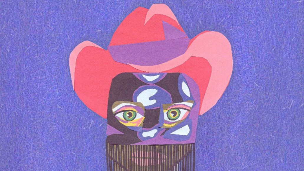 orville peck show pony artwork Orville Peck Unleashes New Show Pony EP: Stream
