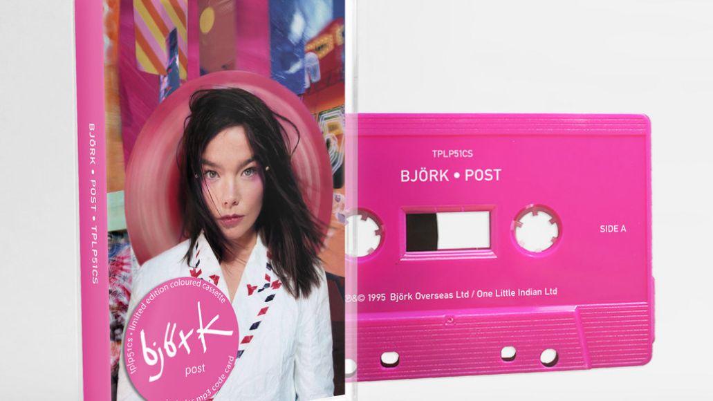 post bjork bandcamp Björks Full Catalog Now Available on Bandcamp
