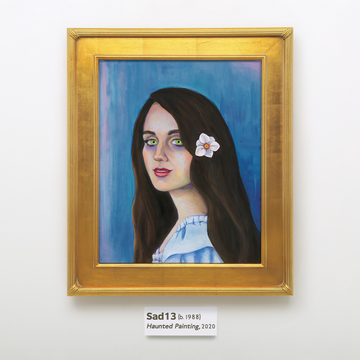 sad13 haunted painting album artwork cover Sadie Dupuis Sad13 Announces New Album Haunted Painting, Shares Ghost (of a Good Time): Stream