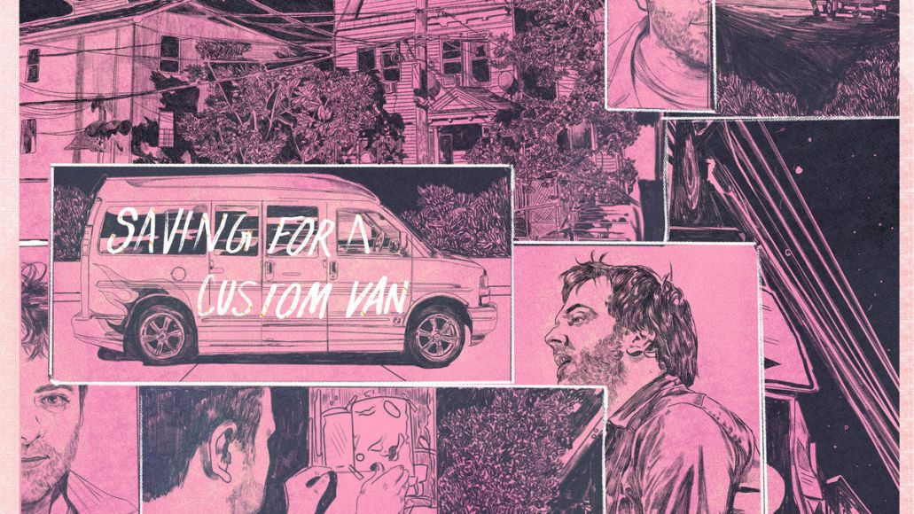 saving for a custom van adam schlesinger artwork