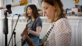 sleater-kinney modern girll all in wa benefit
