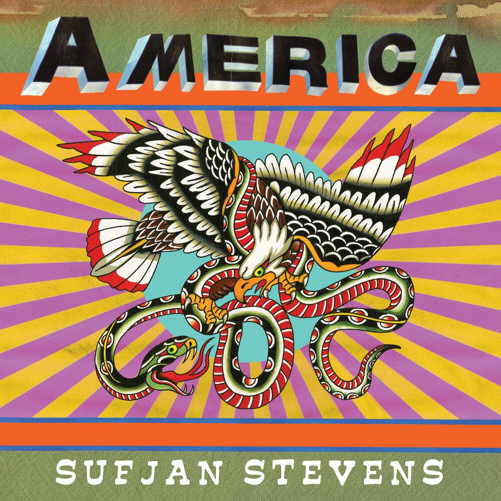 Sufjan Stevens Announces New Album The Ascension