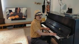 weezer-hero-the tonight show fallon-performance-piano-at-home