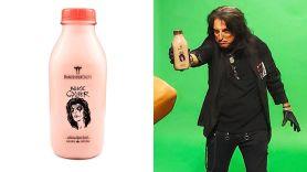 Alice Cooper chocolate milk