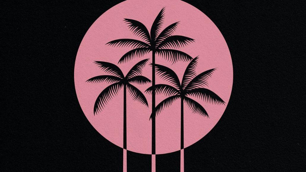 Beneath the Black Palms Side A album cover