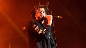 J. Cole The Climb Back new song Lion King on Ice stream new music The Fall Off, photo by Ben Kaye