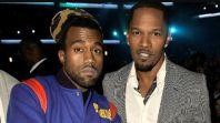 Jamie Foxx Kanye West president election campaign