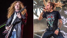 Megadeth Lamb of God 2021 tour dates