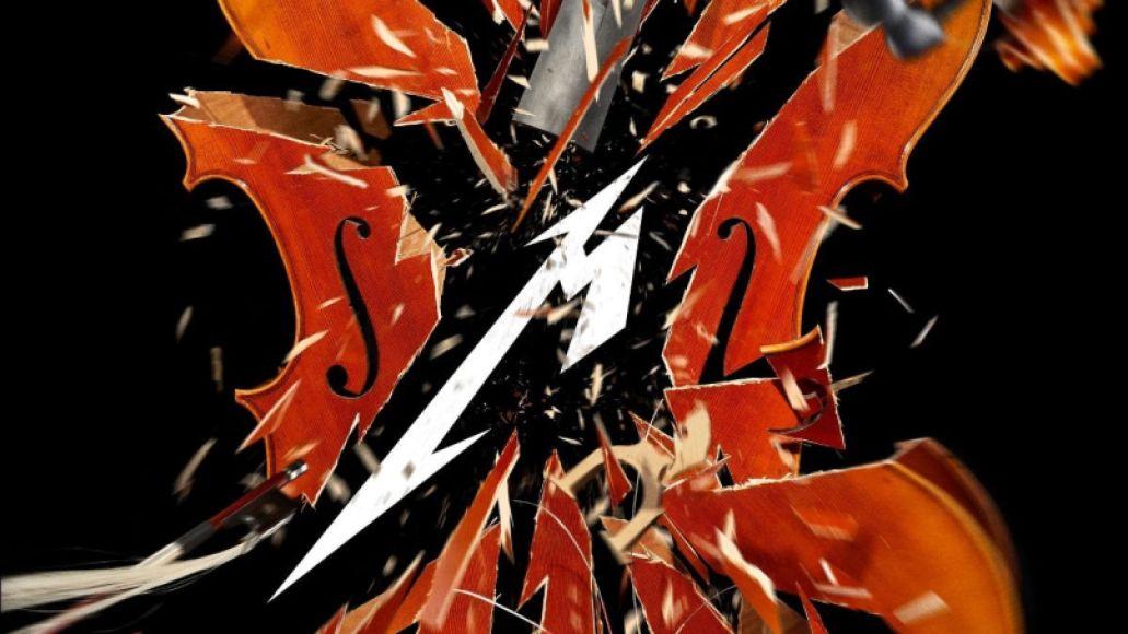 Metallica SM&2 cover art