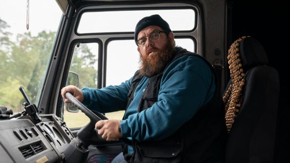 Nick Frost in Truth Seekers