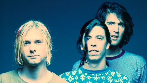 Dave Grohl worried fired from Nirvana