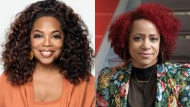 Oprah Winfrey Nikole Hannah-Jones 1619 project tv film lionsgate new york times