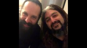 Dream Theater's Petrucci and Portnoy reunite