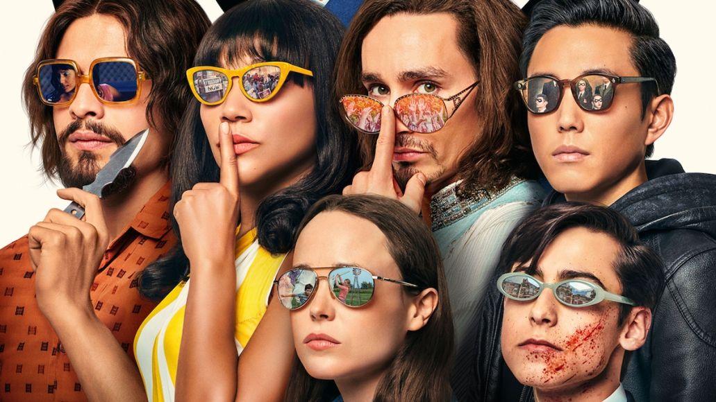 Umbrella Academy season 2 netflix trailer 2
