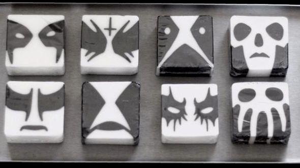 Black Metal Soap