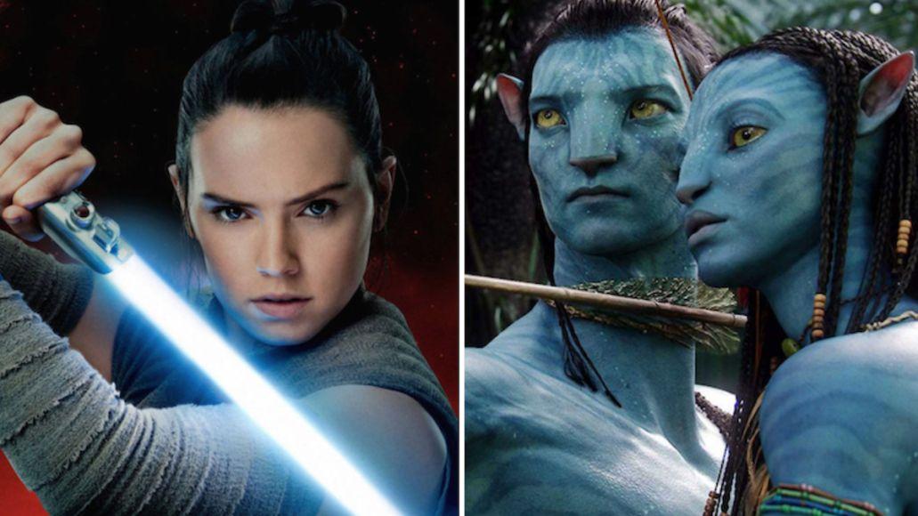 disney delays star wars trilogy avatar sequels