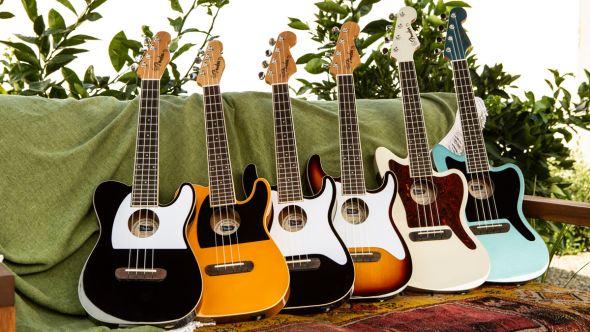 Fender Fullerton Ukulele