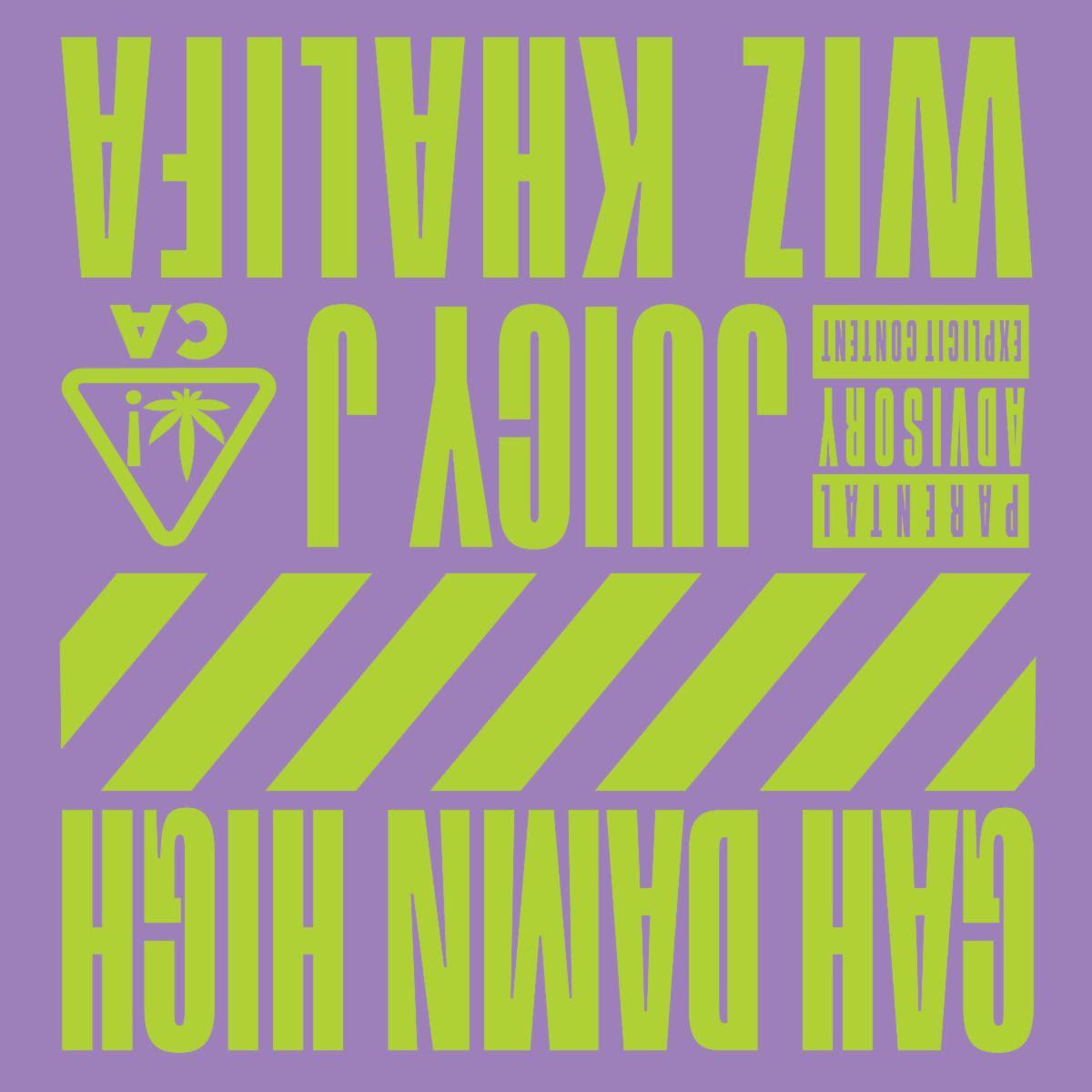 juicy j gah damn high single artwork Juicy J Announces Star Studded Album The Hustle Continues, Gets Gah Damn High On New Single: Stream