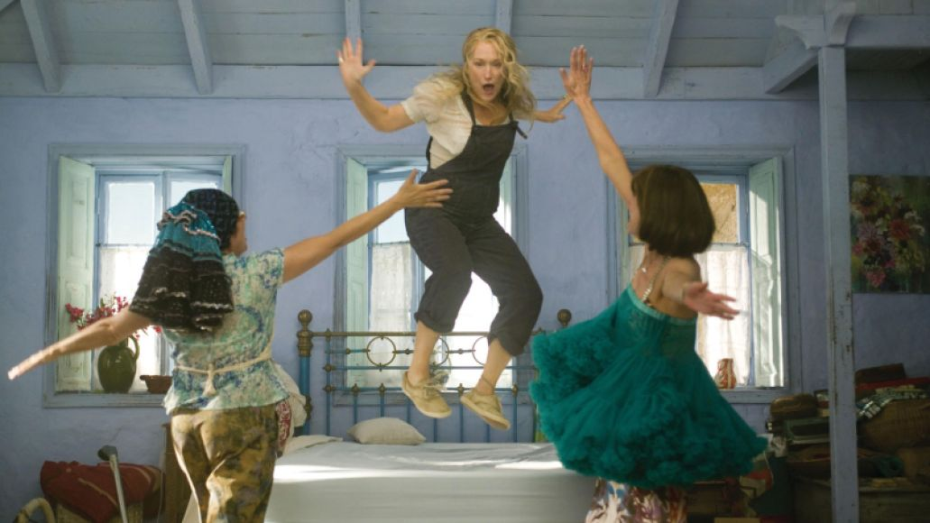 mamma mia The 100 Greatest Summer Blockbuster Movies of All Time