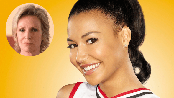 Jane Lynch Pays Tribute to Naya Rivera