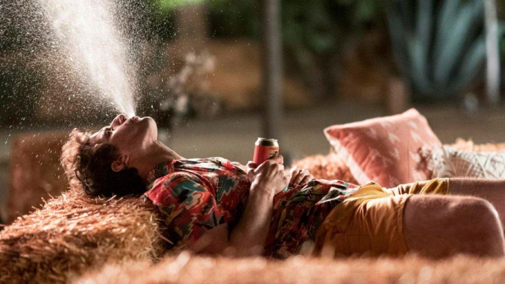 Andy Samberg on How Joanna Newsom Saved Palm Springs
