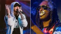 snoop dogg eminem not top 10 rappers controversy beef Dr. Dre Appears in New Grand Theft Auto Online Heist