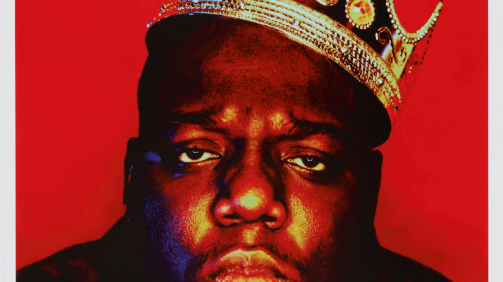 10395 Barron Claiborne Notorious B.I.G. as the K.O.N.Y King of New York Sothebys to Auction Off The Notorious B.I.G.s King of New York Crown
