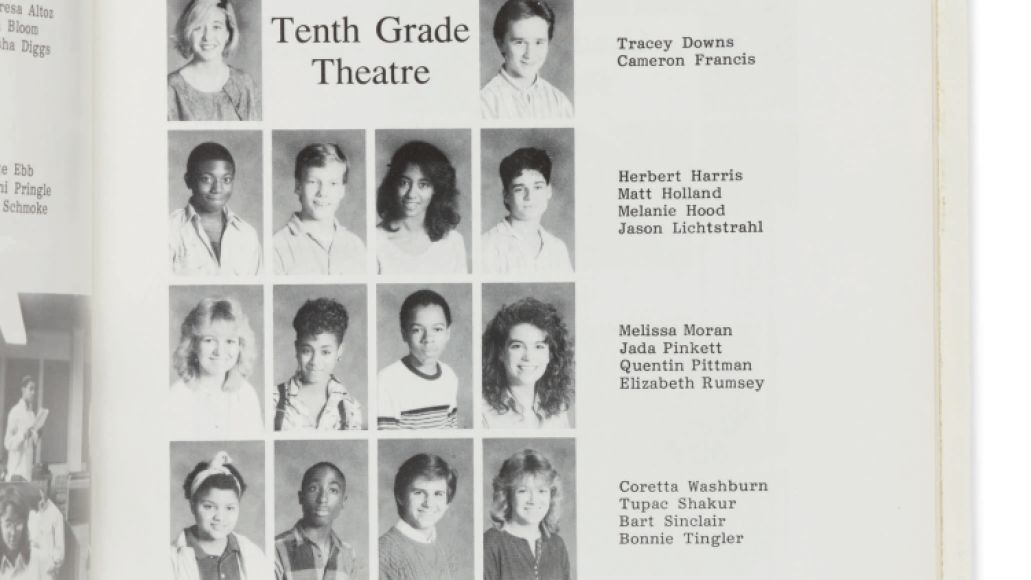10395 Kathy Loy Yearbook Tenth Grade Theatre Class Sothebys to Auction Off The Notorious B.I.G.s King of New York Crown
