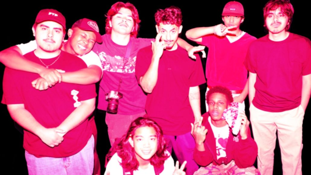 AG Club A$AP Ferg NLE Choppa Memphis Pt 2 new music song stream, photo by Cameron Cortez