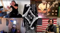 Allstar Misfits Bedroom Cover Marty Friedman and Members of Mastodon, Baroness, Lucifer Deliver Metal Cover of Fleetwood Mac Classic: Watch