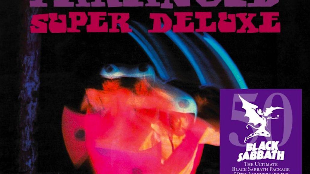 Black Sabbath Paranoid Super Deluxe