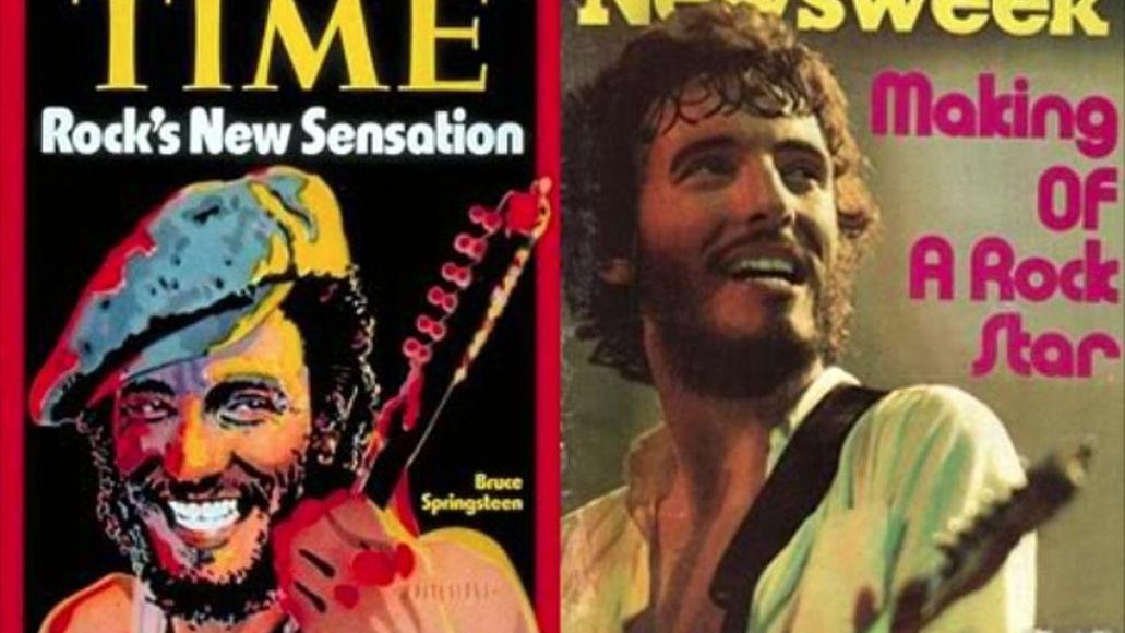 Bruce Springsteen Time Newsweek 45 Reasons We Still Love Bruce Springsteens Born to Run