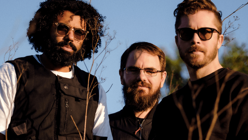 Clipping visions of bodies being burned album new record Lp song single say the name