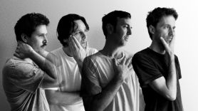 Cut Copy Like Breaking Glass stream new song video new music, photo by Tamar Levine