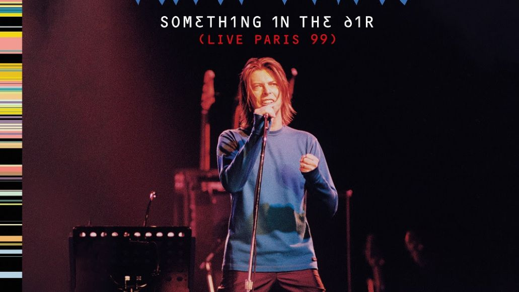 David Bowie's Something in the Air live