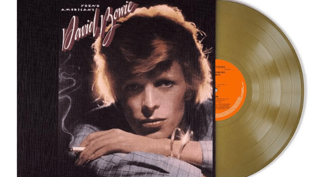 David Bowie's Young Americans vinyl