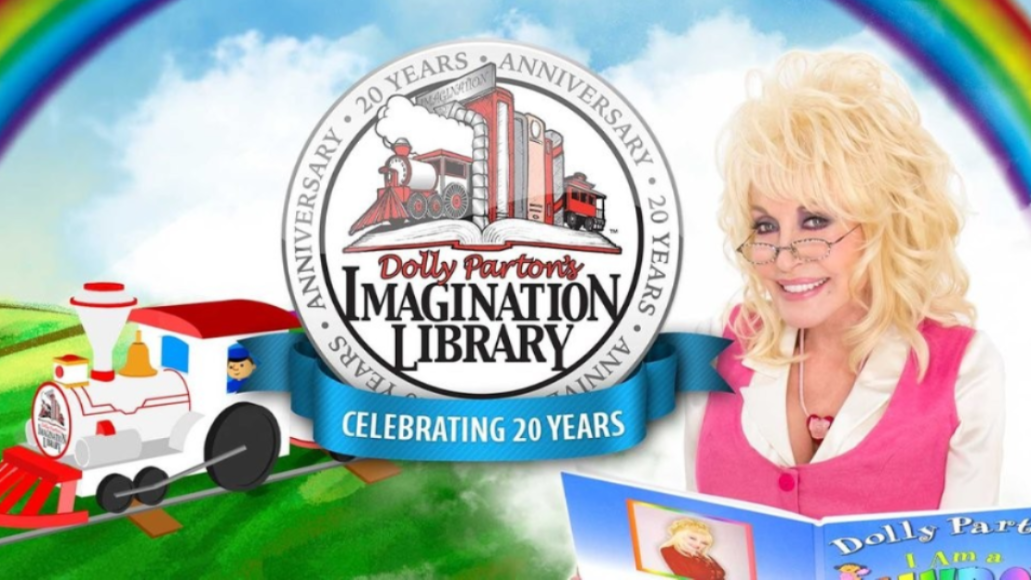 Dolly Partons Imagination Library Dolly Parton Has Been Fighting the Good Fight for Decades