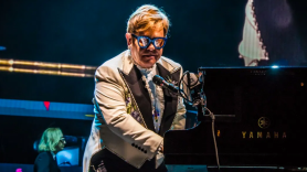 Elton John pop music charts real songs troubadour