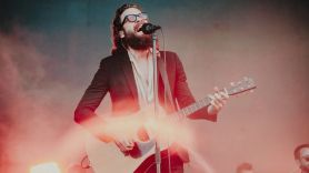 Father John Misty To S new song To R new music stream Sub Pop Singles, photo by Kimberley Ross
