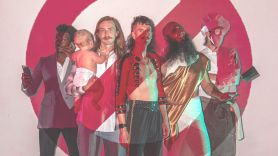 Foxy Shazam Dreamer new single song music video origins