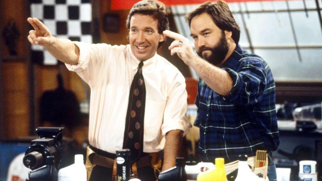 Tim Allen Richard Karn Home Improvement reality TV show