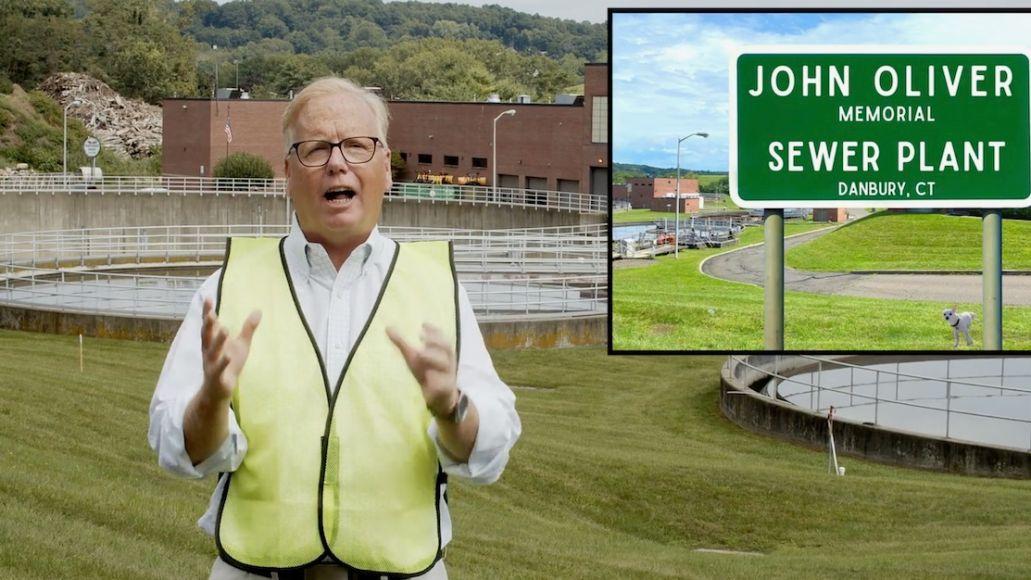 John Oliver Memorial Sewer Plant