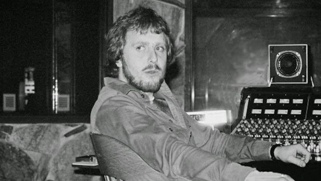 Producer Martin Birch dies