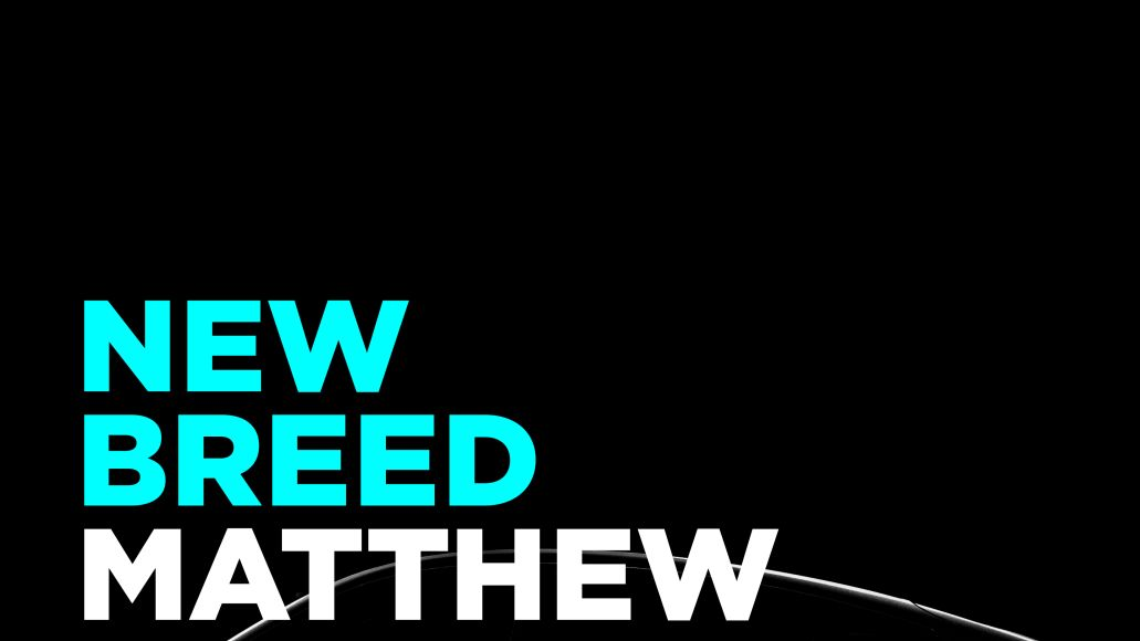 Matthew Dear New Breed Cover Art
