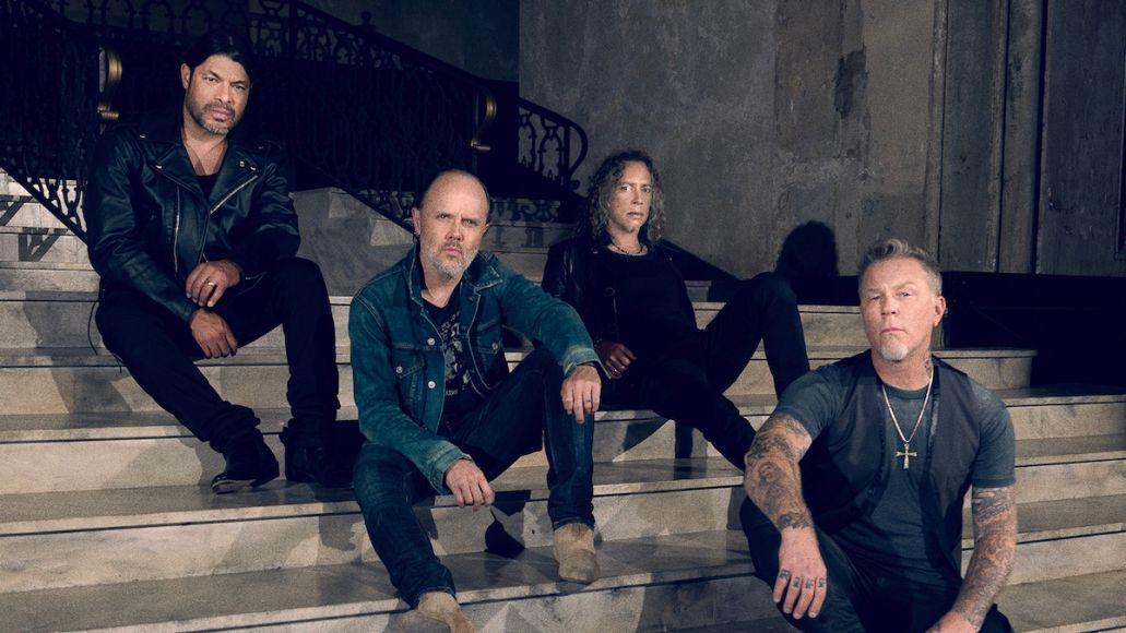 Metallica on Howard Stern