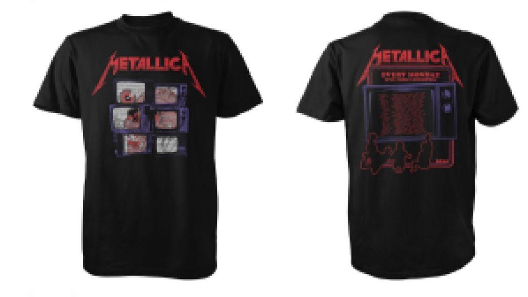 Metallica Mondays t-shirt